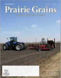 Prairie Grains Magazine (Electronic) – South Dakota Wheat Inc