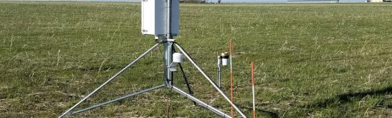 SD Mesonet, SD Wheat partner to Bring Weather Station to West River Research Farm, Sturgis